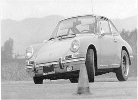 Eventually, we arranged with the Santa Maria Airport Authority to use what was the emergency runway as an autocross track. We learned how to set up a course that allowed for other than Porsches to be competitive. Once established, it was not unusual for more than 100 cars to attend trophy events.