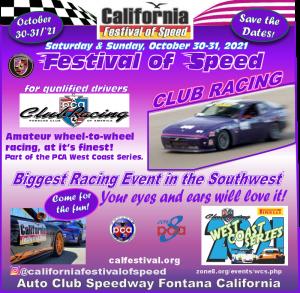 California Festival of Speed @ Auto Club Speedway